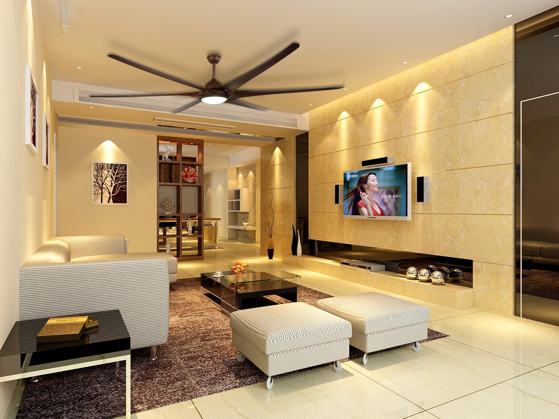 100 inch ceiling fan light design build project