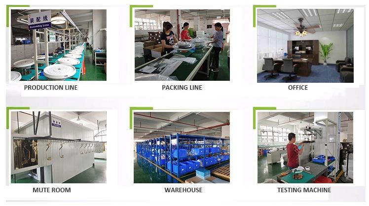 ceiling fans factory