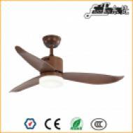48 inch wood modern light and fan