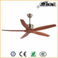 52 inch modern natural wood ceiling fans