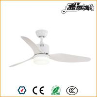 48in white ceiling fan led light factory