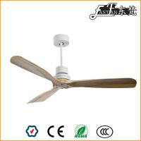 52 inch natural wood best ceiling fans