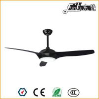 52 inch black ceiling fans with remote control