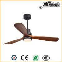 52 inch natural wood ceiling fans with lights