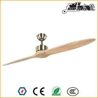 60 in 2 blade wood ceiling fans,